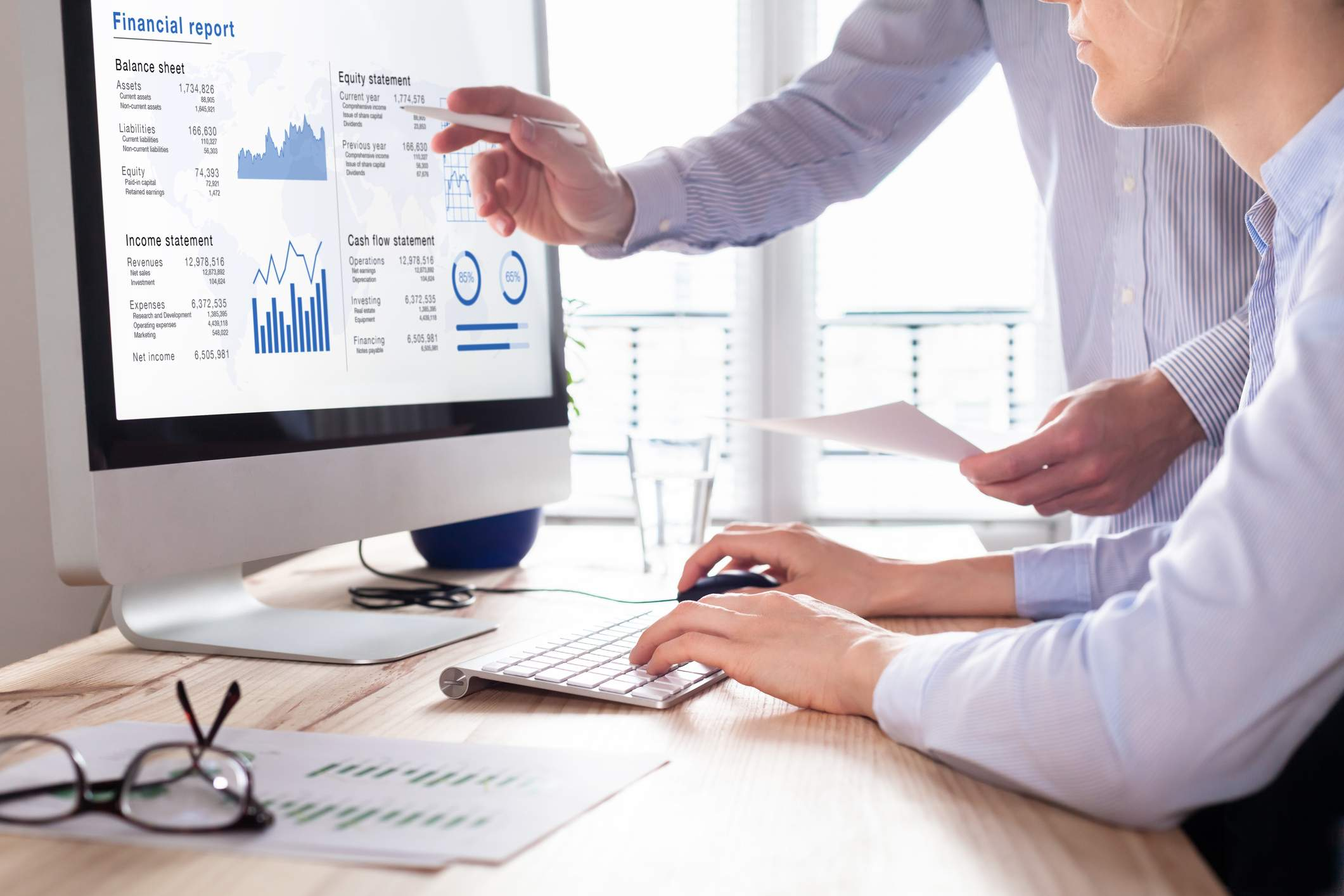 Raleigh, NC bookkeeping services